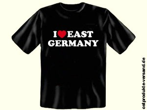 tshirt-i-love-east-germany-schwarz, 14.90 EUR @ ostprodukte