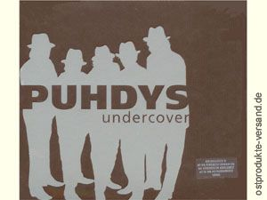 CD Puhdys Undercover